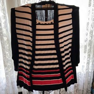 Alfred Dunner Pullover Top